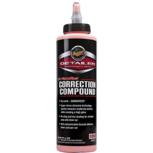 MICROFIBER CORRECTION COMPOUND 473 ML