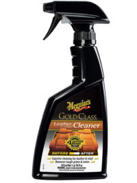 Gold Class Leather & Vinyl Cleaner naha ja plastpindade puhastusaine 473ml